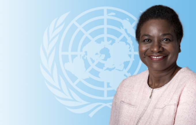 Izvršna direktorica UNFPA dr Natalie Kanem