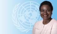 UNFPA Executive Director Dr. Natalia Kanem